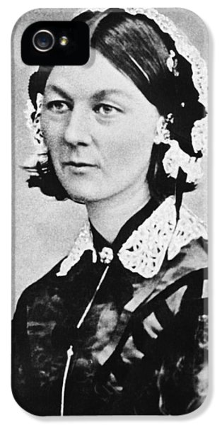 Florence Nightingale IPhone 5 Case by Underwood Archives