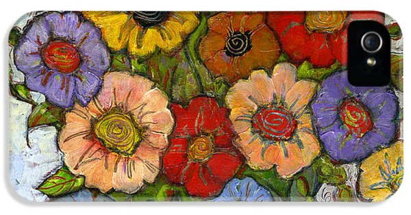 Flower Bouquet IPhone 5 Case
