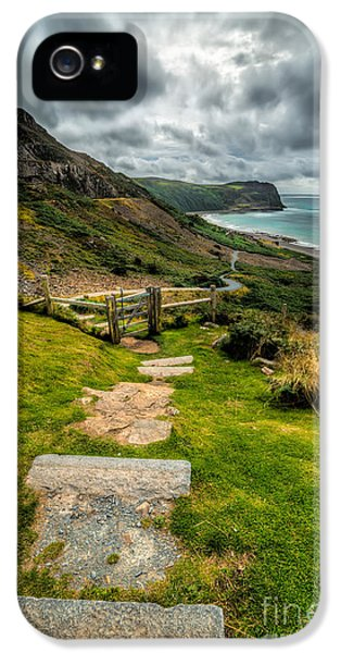 Follow The Path IPhone 5 Case