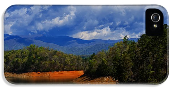 Fontana Lake Storm IPhone 5 Case