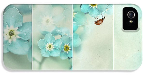 Forget Me Not..... IPhone 5 Case