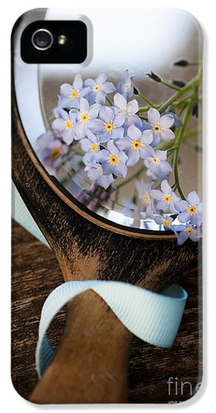 Forget Me Not IPhone 5 Case