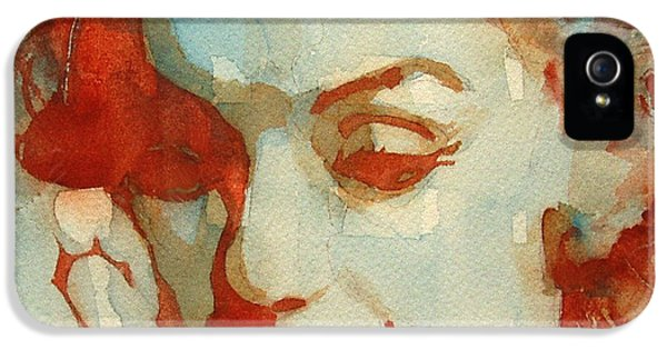 Legends iPhone 5 Case - Fragile by Paul Lovering