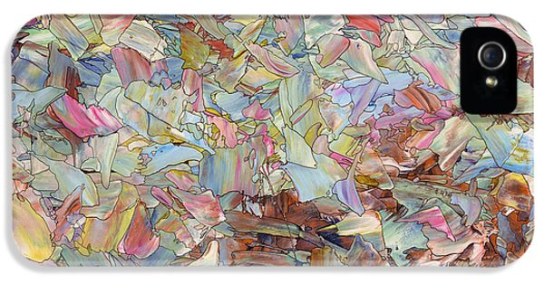 Fragmented Hill IPhone 5 Case