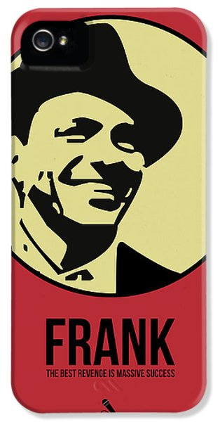 Frank Poster 2 IPhone 5 / 5s Case by Naxart Studio