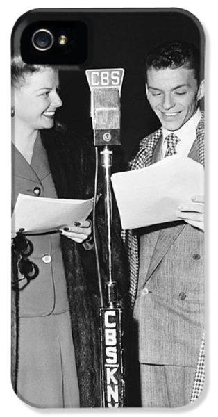 Frank Sinatra And Ann Sheridan IPhone 5 Case