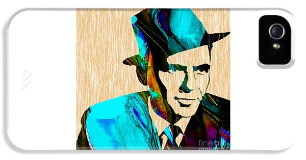Frank Sinatra Art IPhone 5 Case