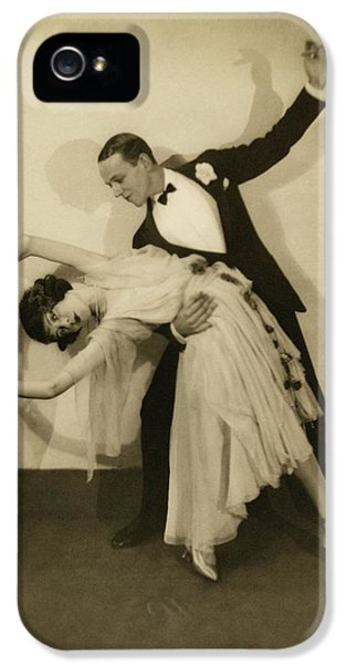 Fred Astaire IPhone 5 Case by Edward Steichen