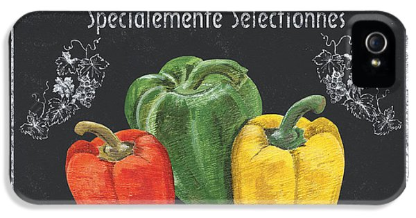 French Vegetables 3 IPhone 5 Case by Debbie DeWitt