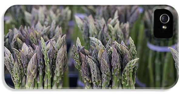Fresh Asparagus IPhone 5 / 5s Case by Mike  Dawson