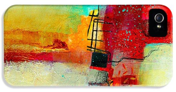 Fresh Paint #2 IPhone 5 Case by Jane Davies