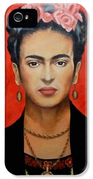 Frida Kahlo IPhone 5 Case