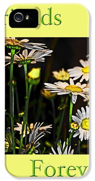 Friends Forever IPhone 5 / 5s Case by Tom Gari Gallery-Three-Photography