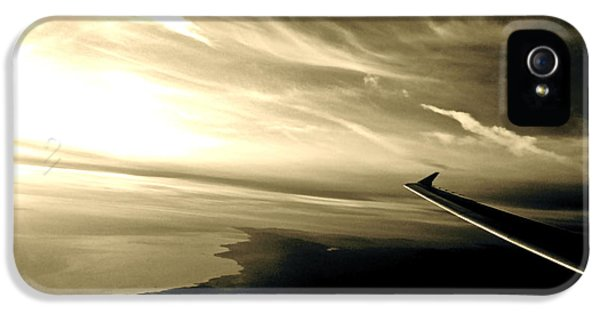 From The Plane IPhone 5 Case by Gwyn Newcombe