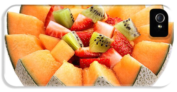 Fruit Salad IPhone 5 Case by Johan Swanepoel