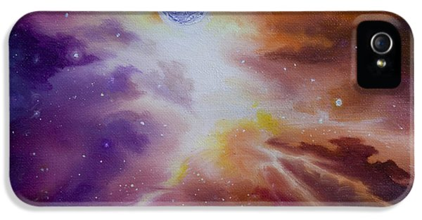 Gamma Nebula IPhone 5 Case by James Christopher Hill