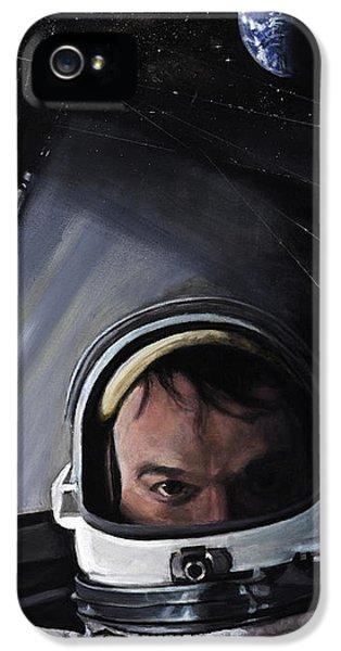 Gemini X- Michael Collins IPhone 5 Case