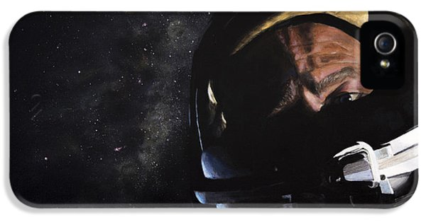 Gemini Xii- Buzz Aldrin IPhone 5 Case
