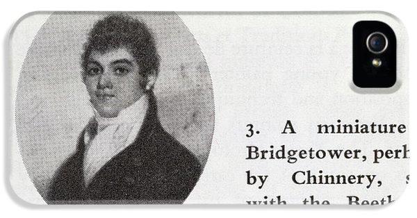 George Bridgetower IPhone 5 Case