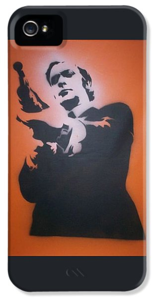 Get Carter IPhone 5 Case by Gary Hogben