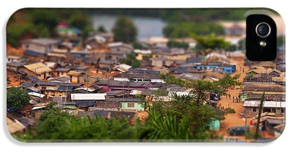 Ghanaian Village IPhone 5 Case
