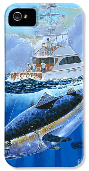 Giant Bluefin Off00130 IPhone 5 Case by Carey Chen