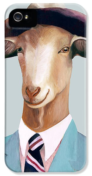 Goat IPhone 5 Case