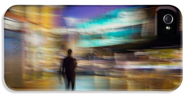 IPhone 5 Case featuring the photograph Golden Temptations by Alex Lapidus