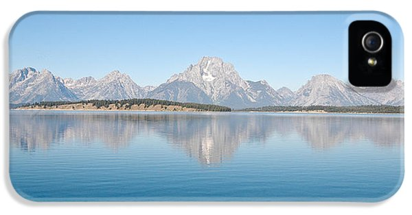 Grand Teton National Park IPhone 5 Case