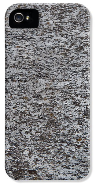 Granite IPhone 5 Case by Frank Gaertner