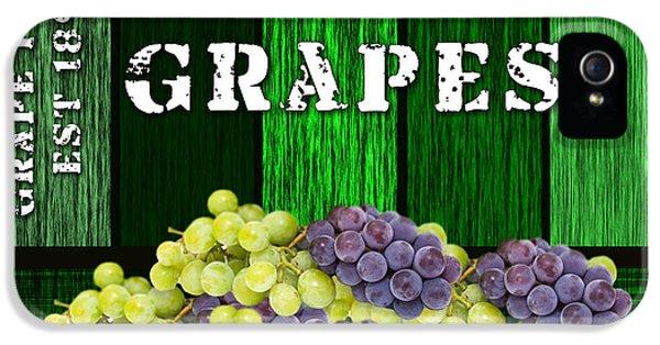 Grape Farm IPhone 5 / 5s Case by Marvin Blaine