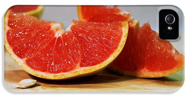 Grapefruit Slices IPhone 5 Case