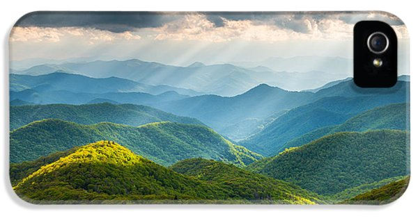 Great Smoky Mountains National Park Nc Western North Carolina IPhone 5 Case