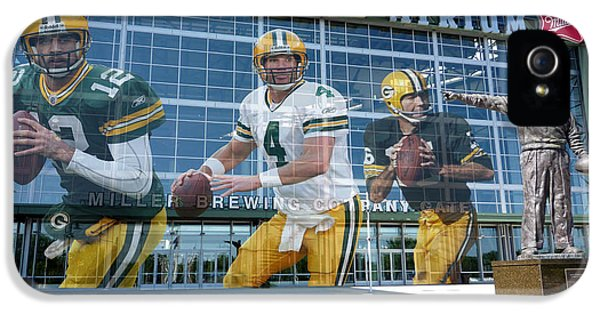 Green Bay Packers Lambeau Field IPhone 5 Case