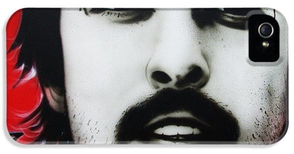 Dave Grohl - ' Grohl ' IPhone 5 Case