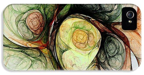 Growth IPhone 5 Case by Anastasiya Malakhova