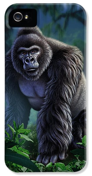 Guardian IPhone 5 Case by Jerry LoFaro