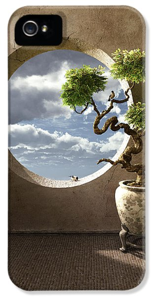 Haiku IPhone 5 / 5s Case by Cynthia Decker