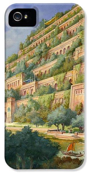 Hanging Gardens Of Babylon iPhone 5 Cases | Fine Art America