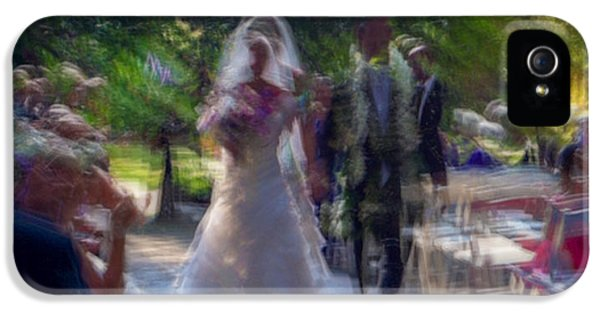 IPhone 5 Case featuring the photograph Happily Ever After by Alex Lapidus