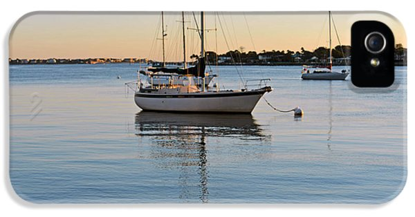 Harbor Sunrise IPhone 5 Case