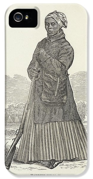 Harriet Tubman IPhone 5 Case