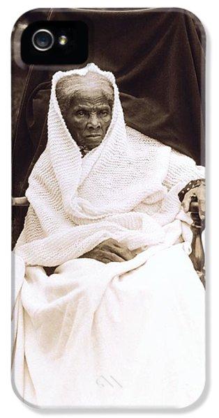 Harriet Tubman Portrait 1911  IPhone 5 Case by Unknown