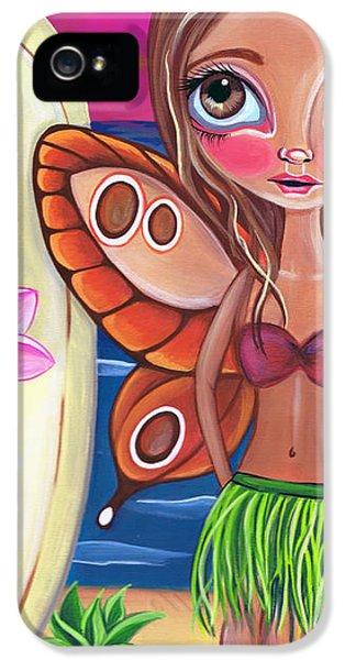 Hawaiian Fairy IPhone 5 Case