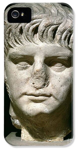 Head Of Nero IPhone 5 Case by Anonymous