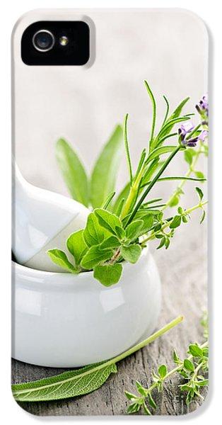 Healing Herbs IPhone 5 Case