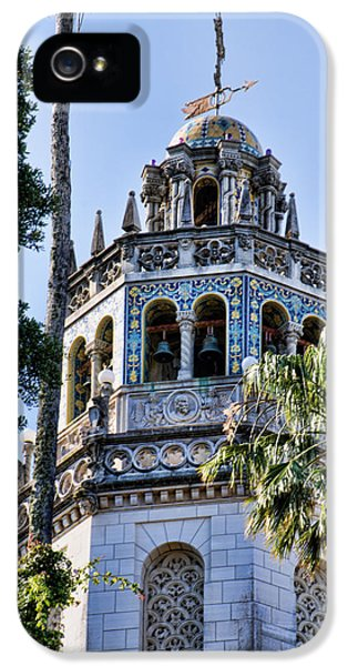 Hearst Castle Tower - California IPhone 5 / 5s Case by Jon Berghoff