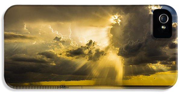 Heavens Window IPhone 5 Case