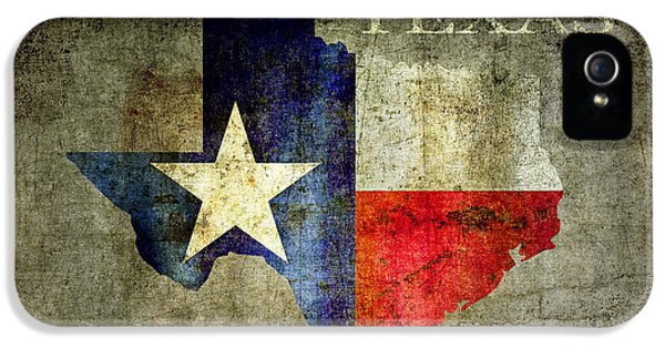 Austin iPhone 5 Case - Hello Texas by Daniel Hagerman