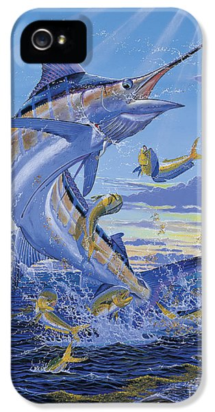 Swordfish iPhone 5 Case - Her Majesty Off0028 by Carey Chen
